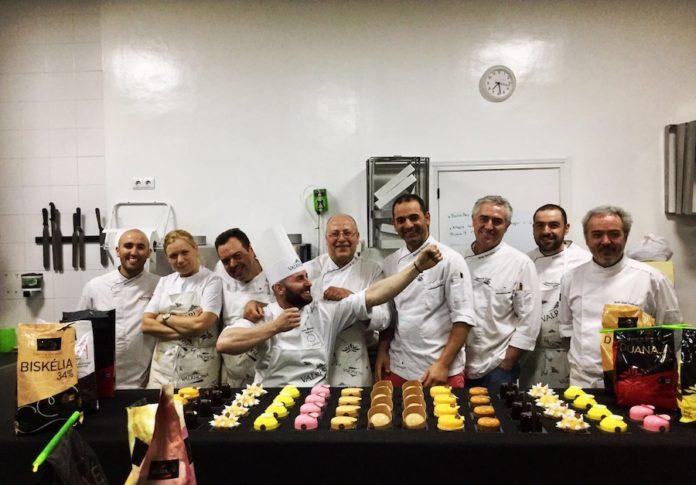 Granada Origen se adentra en la pastelería de José Manuel Marcos