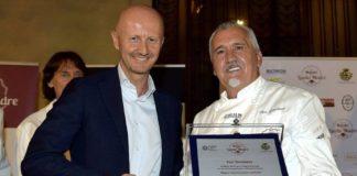 """Premio a Paco Torreblanca por el """"Mejor panettone fuera de Italia"""""""