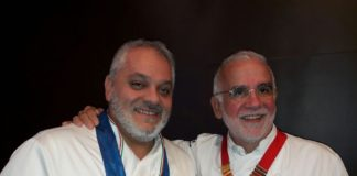 Jorge Pastor nuevo Presidente del International Richemont Club con el Vicepresidente Roberto Perotti
