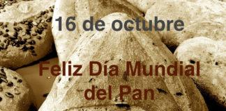 Día mundial del pan 2017