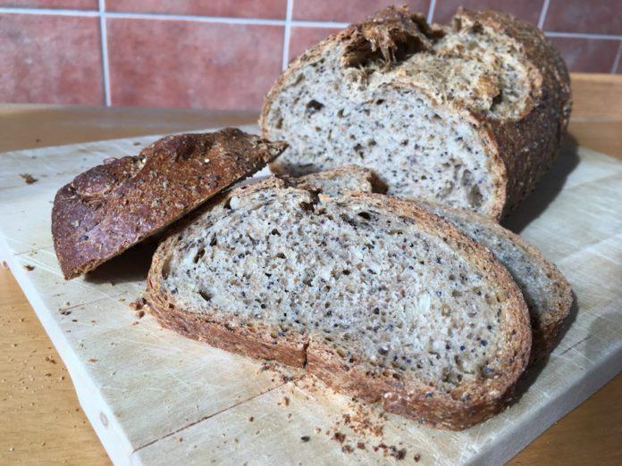 Pan integral mejor para la diabetes