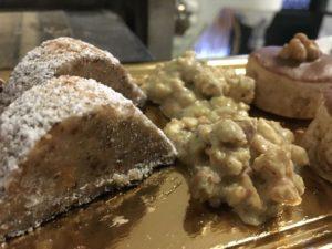 Curso de pastelería de Navidad en Motril -turrones, mantecados y rocas