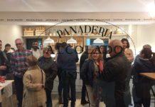 Panadería Pastelería Alcolado inauguración