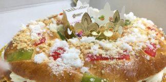 mejor roscón de reyes de Alicante 2018