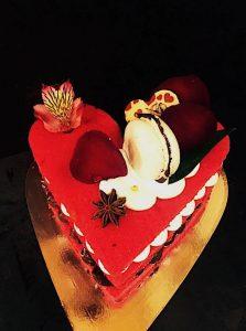Pastelería de San Valentín 2018 - Francisco Recio