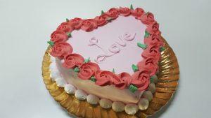 Pastelería de San Valentín 2018 - Panadería Pastelería el Molinillo
