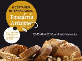 Abril trae el II Certamen internacional de panadería artesana en Valencia