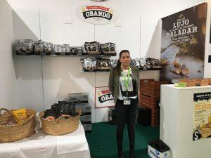 IV Feria del Pan, aceite y la aceituna de Sevilla - Panadería Obando