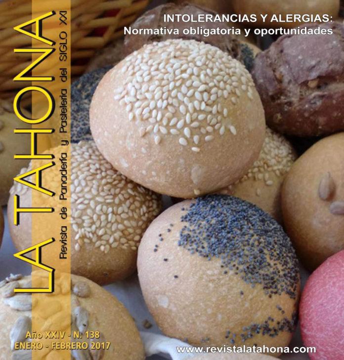 Portada Revista La Tahona 138