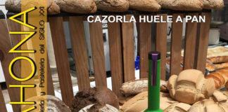Portada Revista La Tahona 141 - Cazorla huele a pan