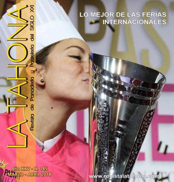 Portada Revista La Tahona 145 - Lo mejor de las Ferias Internacionales