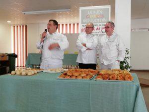 semifinal de la Ruta Española del Buen pan 2018 en Motril - Granada Origen