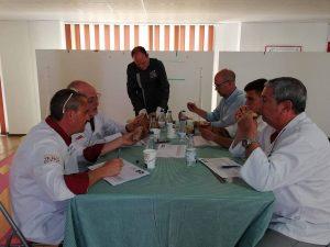 semifinal de la Ruta Española del Buen pan 2018 en Motril - jurado
