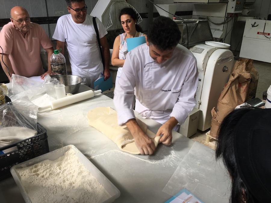 Curso Hojaldre al 100% en Córdoba - Técnicas del hojaldre