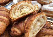 Curso Hojaldre al 100% en Córdoba - croissants