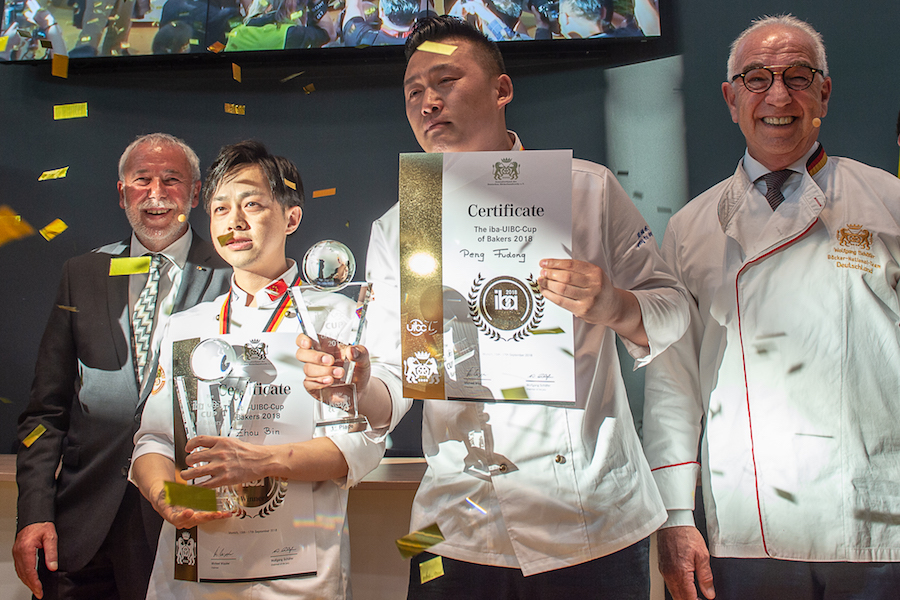 iba-UIBC-Cup of Bakers 2018 - China 1º premio