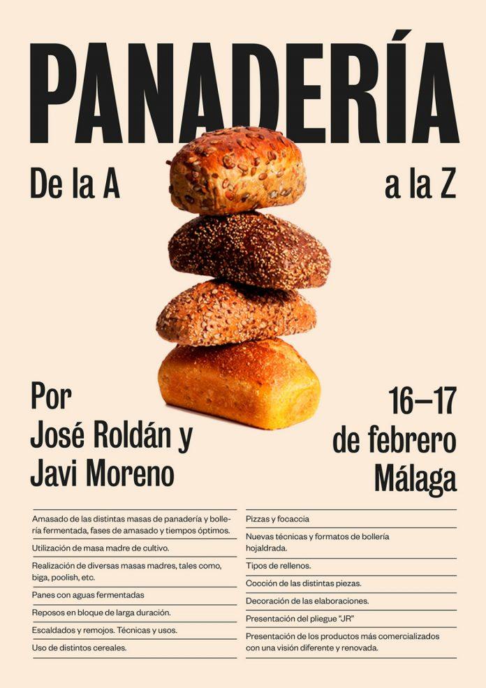 Curso de Panadería de la A a la Z con José Roldán y Javi Moreno