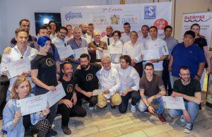 Panaderías Galardonadas en la Ruta del buen pan de Madrid 2019