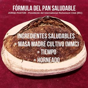 fórmula pan saludable