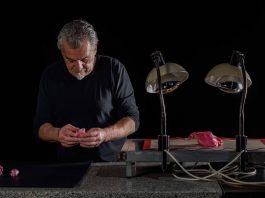 Campeonato internacional de piezas artísticas de azúcar Paco Torreblanca