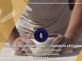 I Encuentro internacional de panadería artesana en Córdoba
