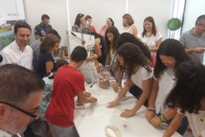 Día Mundial del Pan 2019 en Alcalá - talleres de panadería