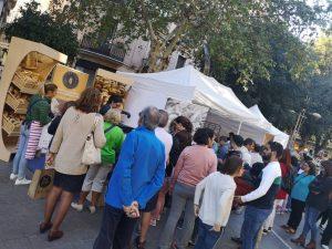 Día Mundial del Pan 2019 en Córdoba - Venta solidaria de pan