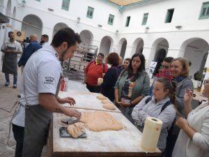 I Encuentro internacional de panadería artesana - Demostraciones de panadería
