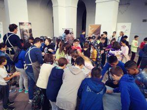 I Encuentro internacional de panadería artesana - Talleres infantiles