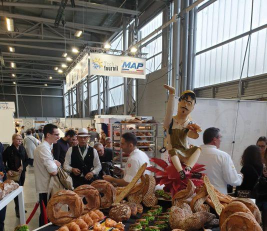 Buffet de los Espigas para la 20ª Copa de Europa de panadería