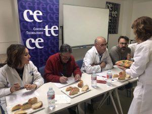 """Jurado del I Concurso """"Mejor Roscón de Reyes"""""""