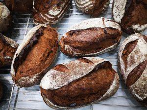 I Certamen de Panadería Artesana - pan con cacao
